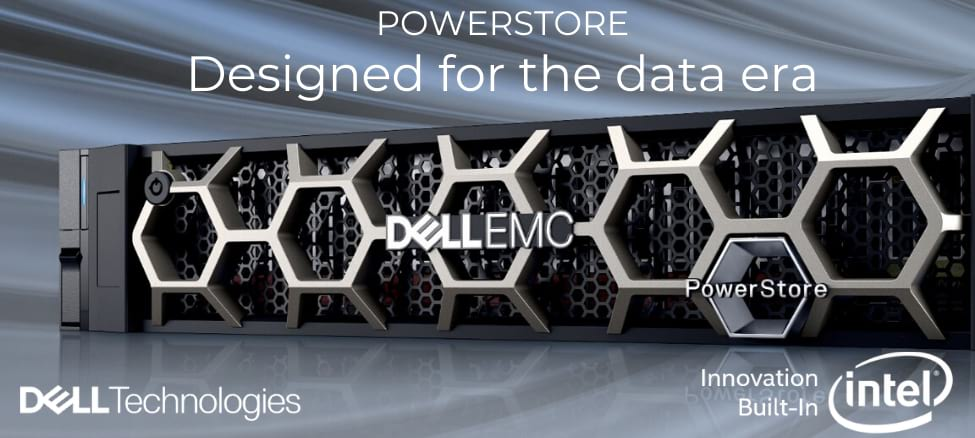 Dell Technologies a lansat PowerStore!